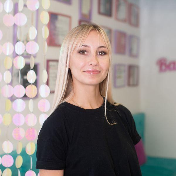 Светлана Лукьянова Окрашивание волос Томск
